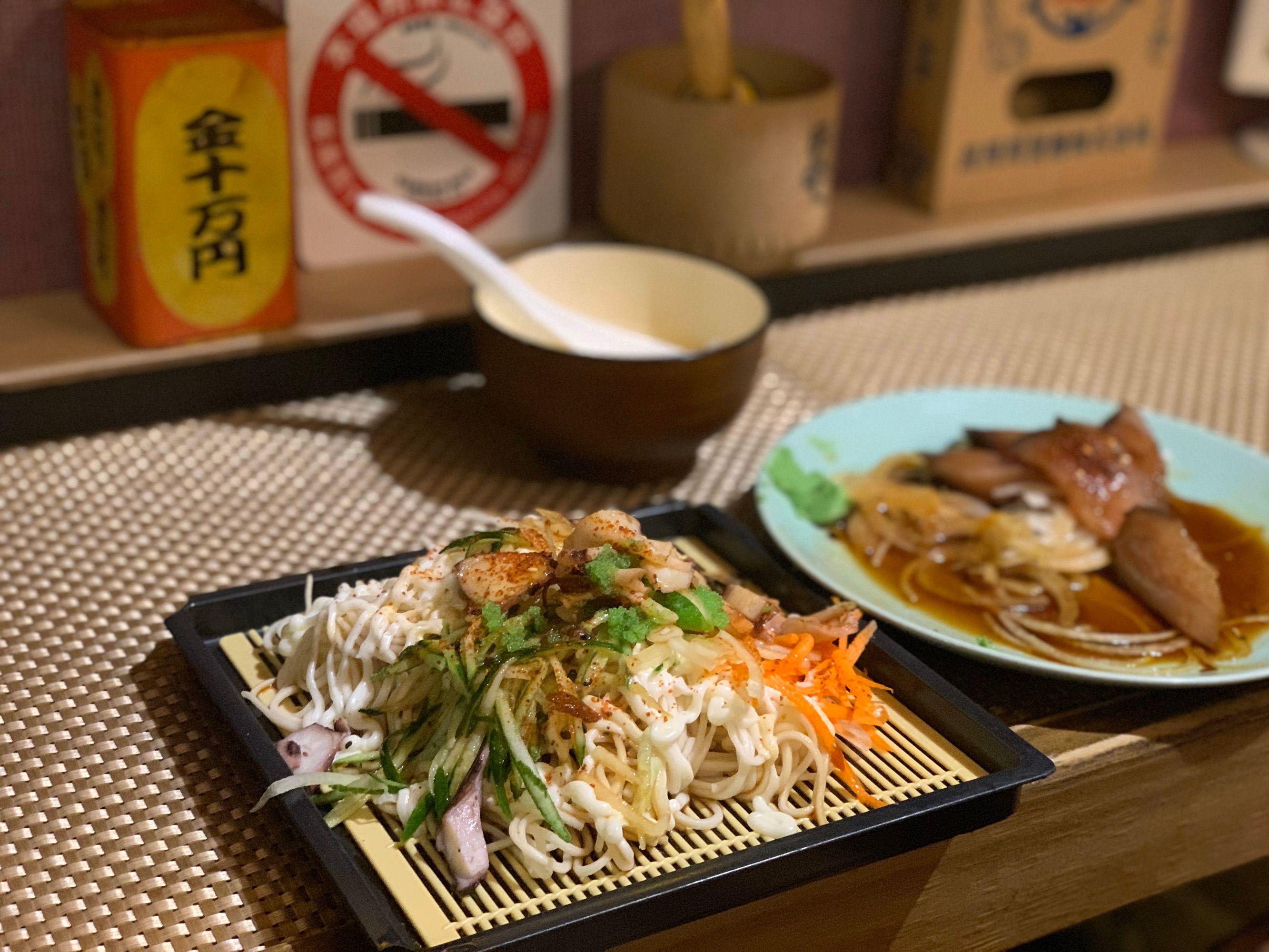 夏天家手作日式料理店