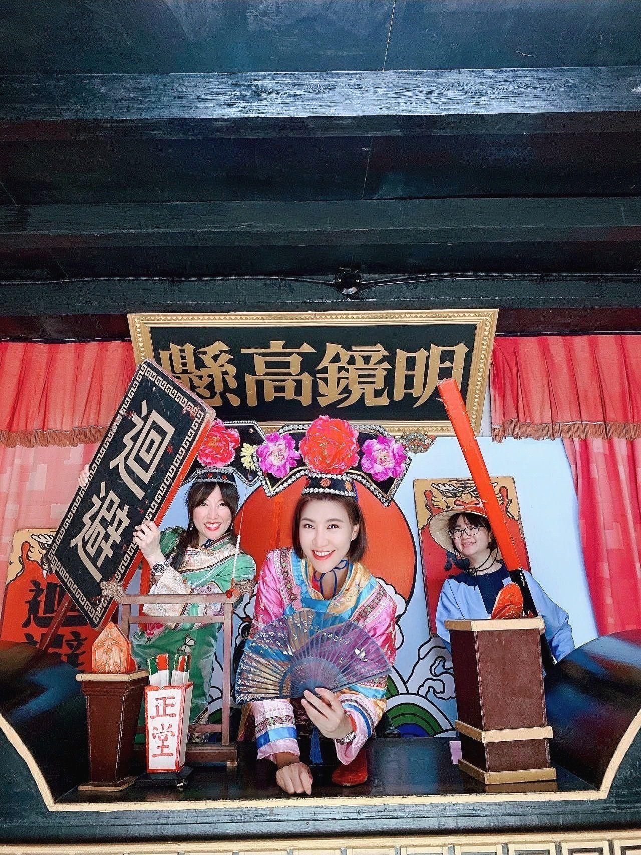 台灣白河萬里長城